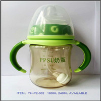 Baby Feeding Bottle PPSU 180ML. P2-002