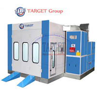 Spray Booth / Car Spray Painting Booth with CE Certificate
