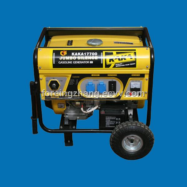 5kw Gasoline Generator for Sale