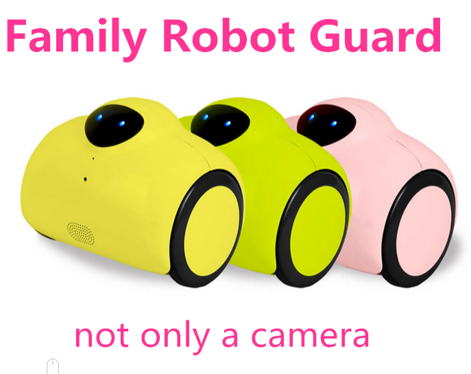 controlled baby monitor camera