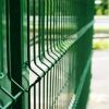 Green Bending Fence