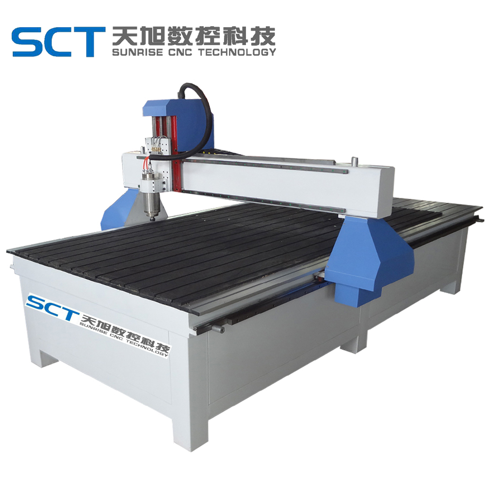 SCT-PH1325 Pneumatic Tool Change Wood CNC Router