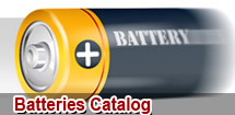 Hot products in Batteries Catalog