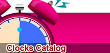 Hot products in Clocks Catalog