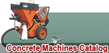 Hot products in Concrete Machines Catalog