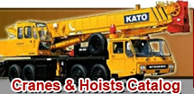 Hot products in Cranes & Hoists Catalog