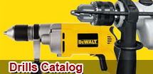 Hot products in Drills Catalog