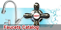 Hot products in Faucets Catalog