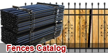 Hot products in Fences Catalog