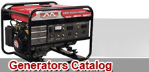 Hot products in Generators Catalog