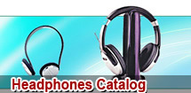 Hot products in Headphones Catalog