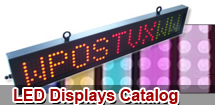 Hot products in LED Displays Catalog