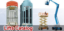 Hot products in Lifts Catalog