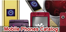 Hot products in Mobile Phones Catalog