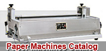 Hot products in Paper Machines Catalog