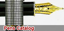 Hot products in Pens Catalog