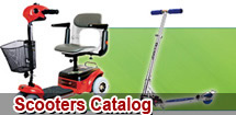 Hot products in Scooters Catalog
