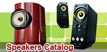 Hot products in Speakers Catalog
