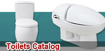 Hot products in Toilets Catalog